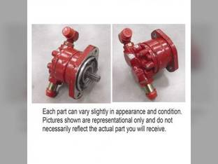 Used Hydraulic Pump Case IH 2388 2344 2166 2366 2188 2144 187703A1