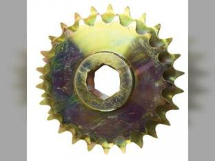 Seed Transmission Chain Gear Sprocket - 22 & 26 Tooth John Deere 7200 7200 7000 7000 7300 7300 7100 7100 AA62992