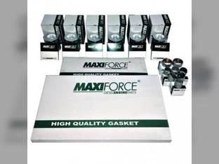 Engine Rebuild Kit - Less Bearings Case 780D 621 780C 1150G 1896 850G 1085B White 6125 120 6124 125 Case IH 5250 5140 5240 Cummins 6BT5.9