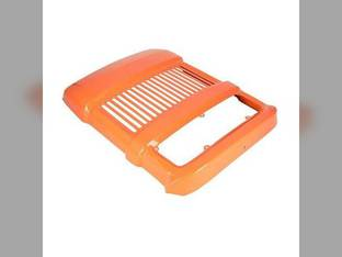 Grille Screen - Less Upper Oliver 1355 1270 1250A 1370 1265 1365 1255 673407A FIAT 600 640 550 450 540 480 500 4950401 Allis Chalmers 5050 5045 5040 72088526 Long 445SD 445 350 TX11128