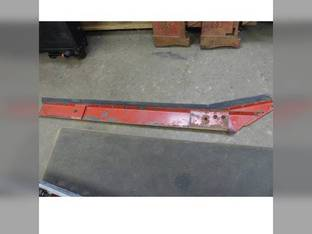 Used Chaffer Rail Assembly RH International 1482 1480 Case IH 1680 1682 192040C3