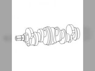 Crankshaft John Deere 740 4710 7210 544H 7610 840 624H 653E 7515 6715 710G 850C 7320 4995 540G 335 435 710J 7410 750C 710 7460 230LCR 4990 7220 4700 690ELC 200LC 270LC 670CH 640G 672CH 670C 6605