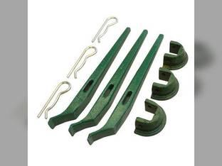 Concave Latch Kit for Combines John Deere 9650 9660 9750 9760 9860 AH210894