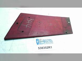 Panel-radiator Side     LH