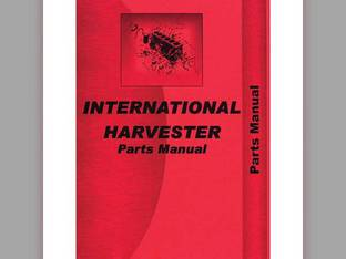 Parts Manual - 284 International 284 284