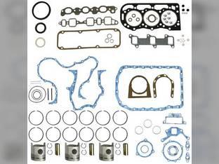 """Engine Rebuild Kit - Less Bearings - .040"""" Oversize Pistons BSD332 192 Ford 445C 3430 250C 345C 3230 192 BSD332"""