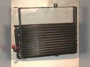Used OIl Cooler / Fuel Cooler John Deere 7400 7410 7200 7510 7210 RE50295