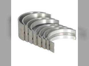 "Main Bearings - .030"" Oversize - Set Massey Ferguson 235 250 200 2135 2500 35 205 154 40 40 4500 20C 230 50 20 240 20D 150 2200 20F 30B 203 135 30H 30E Ford Super Dexta Dexta Allis Chalmers 6040 160"