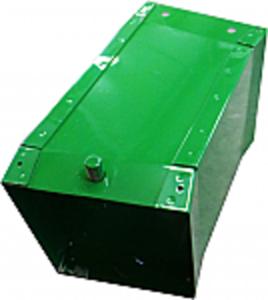 Air Duct Transition, LH, 12-Bar