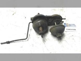 Head-dual Fuel Filter