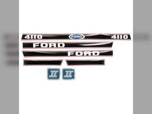 Decal Set Ford 4110