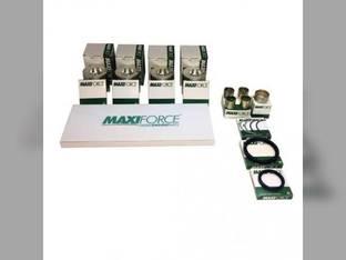 Engine Rebuild Kit - Less Bearings John Deere 110 990 4500 4510 4610 4600 6675 Yanmar 4TNE84