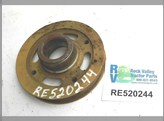 Pulley-front Crankshaft