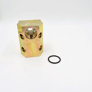 Keith KRFII Check Valve Adaptor Block Assembly (no connectors)