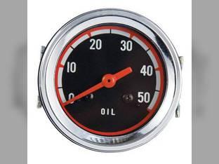 Oil Pressure Gauge Oliver 1850 1650 1555 1550 1655 White 2-78 4-78 2-65 158584A