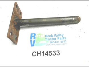 Pin-pivot Front Axle