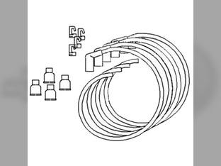 Distributor, Spark Plug Wire Set