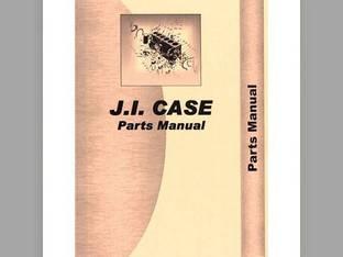 Parts Manual - R Case R R