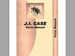 Parts Manual - 350 Case 350 350