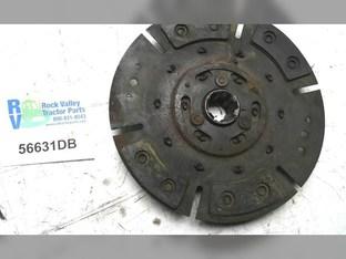Disc-clutch Driven