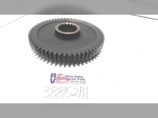 Gear-constant Mesh     59T