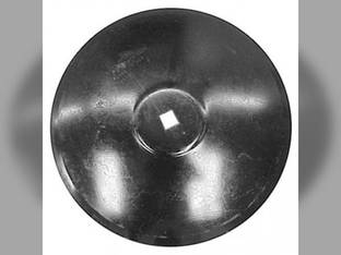 "Disc Blade 20"" Smooth Edge 7 Gauge 1-1/8"" Square Axle Raised Flat Center International 482973R1"