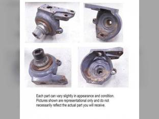 Used MFWD LH Spindle Knuckle Ford 8770 8870 8970 8670 86015341