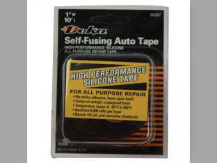Battery Cable Self-Fusing Tape 10' - Black