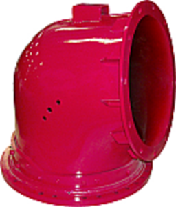 Auger Elbow