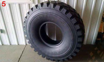 Manure Spreader Tires Meyers, Spread-All
