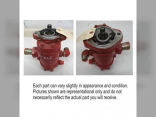 Used Auxillary Hydraulic Pump Case IH 2388 2366 2588 2377 2577 375147A1