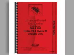 Parts Manual - 666 686 70 Hydro 86 Hydro International 666 Hydro 86 Hydro 70 686