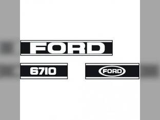 Decal Set Ford 6710 83928798