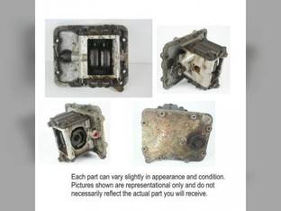 Used Hydraulic Pump Massey Ferguson TO30 181167M91