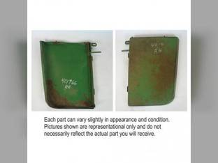 Used Front Side Panel - RH John Deere 4020 4010 4000 AR32689