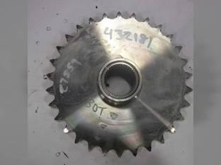 Used Axle Drive Sprocket Case SV250 SV280 SV300 SR220 SR250 SR240 84259684