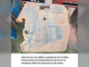 Used Suitcase Weight Case IH MX110 MX170 8910 7130 7210 MX135 7140 7230 7120 5250 7240 7220 C90 8950 9330 MX120 7110 5140 MX150 8940 5240 9310 8930 5230 5130 7250 7150 C70 5120 C80 MX100 8920 5220