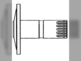 Gearbox Input Shaft Gleaner R5 R7 R70 R62 N6 N7 R72 R6 R60 N5 71197491