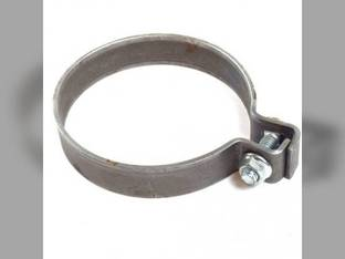 "Muffler Clamp - 4-1/4"" One Bolt Style"