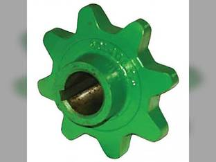 Elevator Chain Sprocket - Lower Clean Grain John Deere 9650 STS 9560 STS 9650 CTS 9660 STS CTSII 9860 STS 9550 SH 9750 STS 9500 9410 9610 9510 9400 9550 9650 CTS 9660 9560 9760 STS 9660 CTS 9450 9600