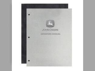 Operator's Manual - D John Deere D D DIR225