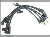 Spark Plug, Wire Set