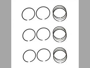 Piston Ring Set - Standard - 3 Cylinder John Deere 1520 4030 2040 6329D 165 1530