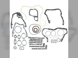 Gasket, Set, Lower With Seals