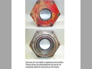 Used Rear Axle End Cap International 6788 4386 1066 4366 Hydro 100 3788 536471R2