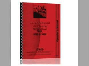 Service Manual - 5088 5288 5488 International 5288 5088 5488