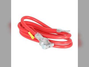 "Battery Cable - 56"" - Red 4 Gauge"