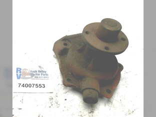 Water Pump Assy-used