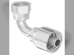Weatherhead - Hydraulic Fitting #8 Female For-Seal 90° Elbow 13/16 - 16
