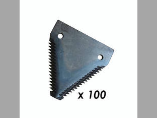 Sickle Section, Black Top Serrated